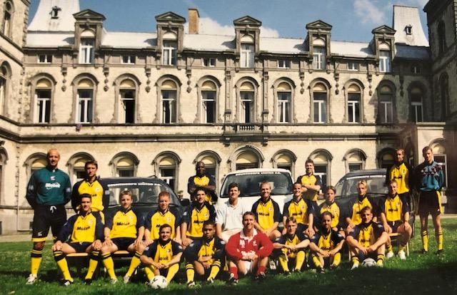 Gallery: Belgium pre-season tour 1999