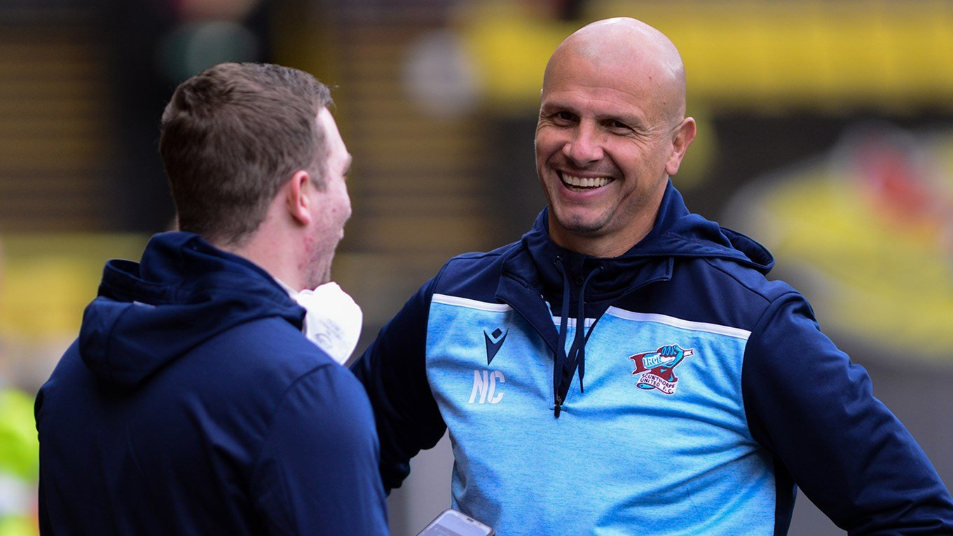 Cox's first rodeo – a managerial headache for the Iron's new gaffer